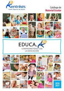 catálogo escolar KTK